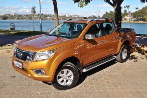 Nissan convoca recall da Frontier por falha na direção