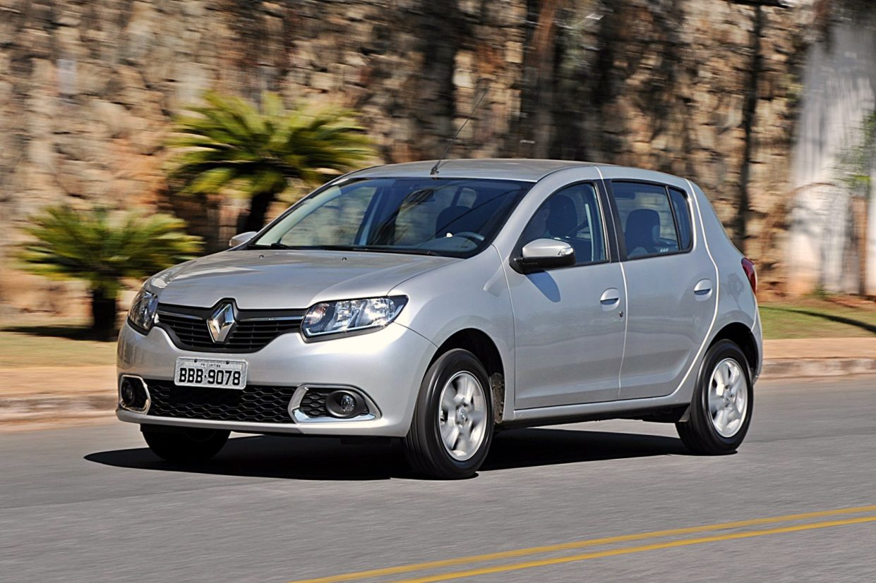Renault Sandero: 67.344 unidades vendidas