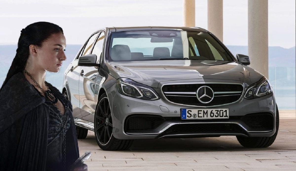 Sansa Stark é um Mercedes AMG. (Bárbara Angelo | AutoPapo). Transformamos reis, rainhas, anão, eunuco e companhia em carros enquanto aguardamos pelo episódio final de Game of Thrones.
