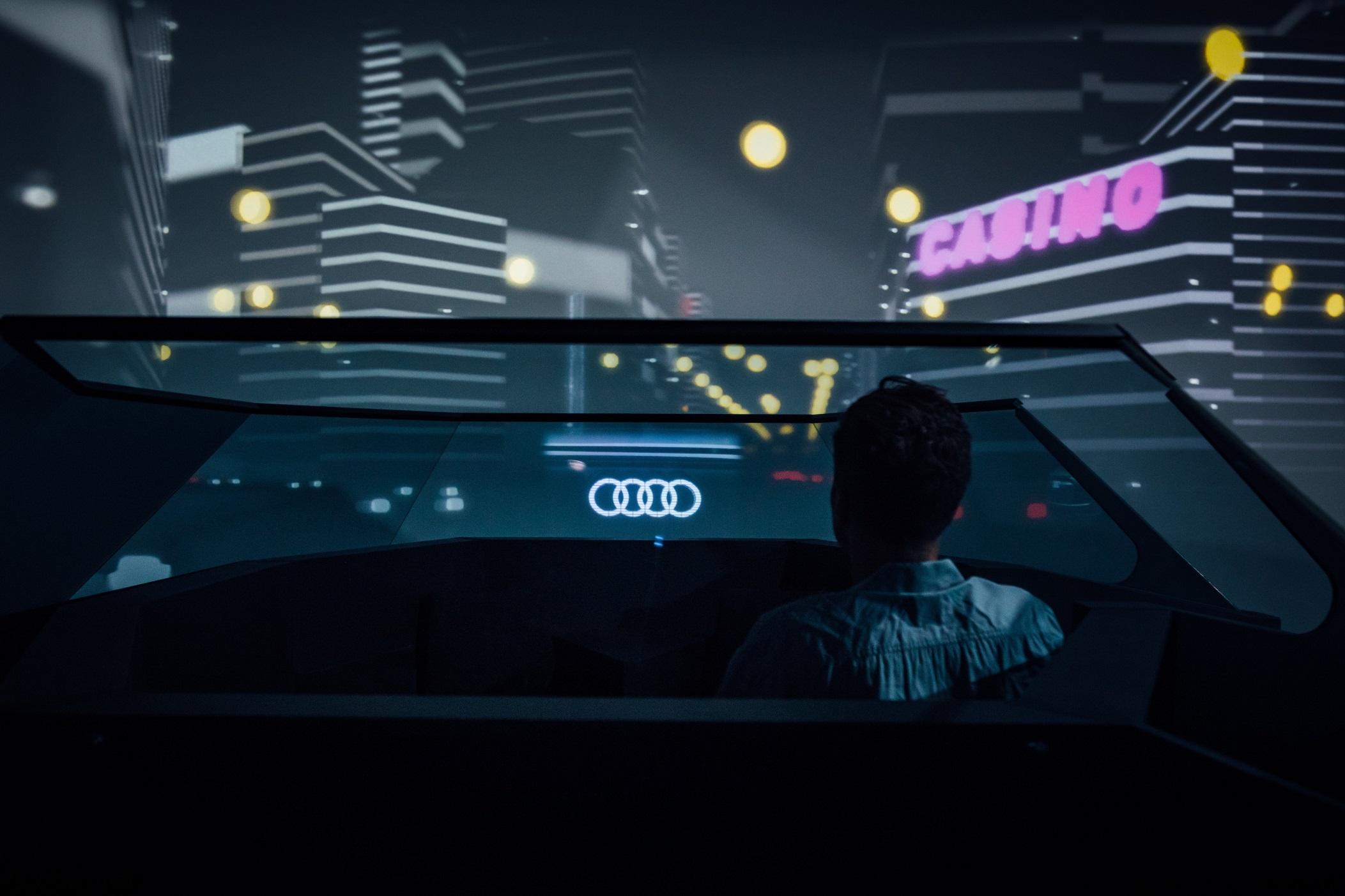 Projeto 25th Hour - Audi