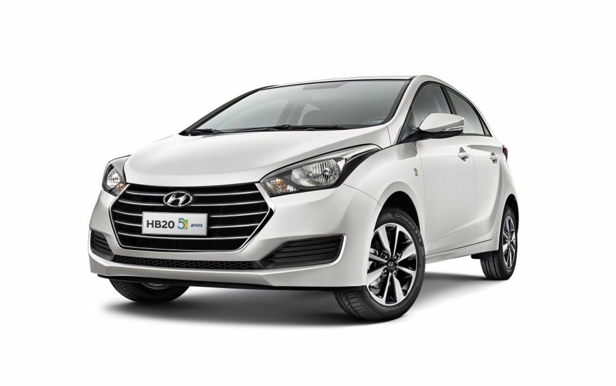 Hyundai HB20 perda de tração