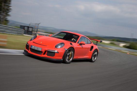 Porsche 911 GTR 3 RS