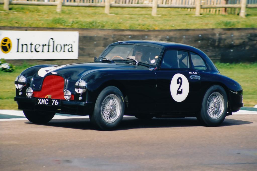 Aston Martind DB2