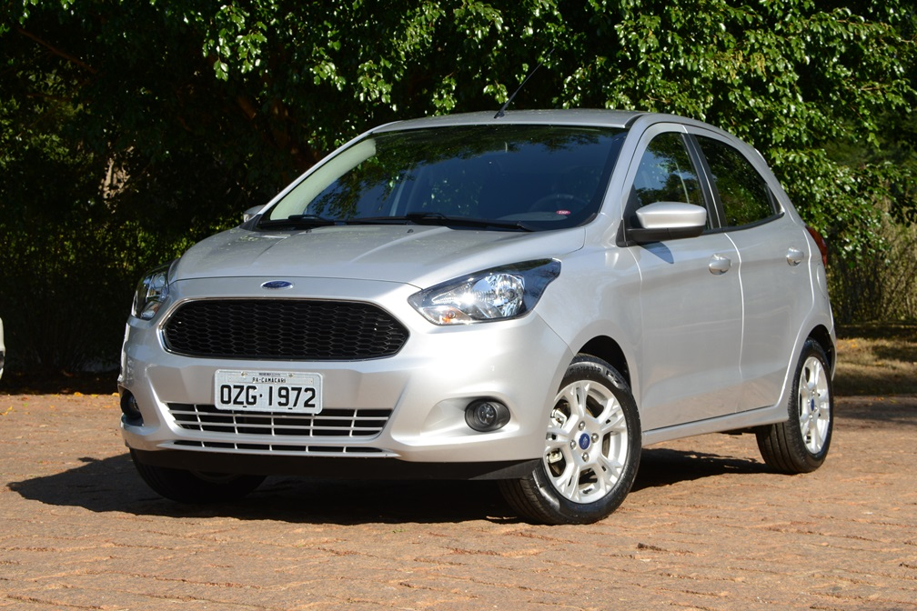 Ford Ka hatch: 94.893 unidades vendidas