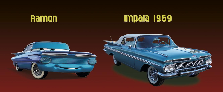 Os carros do filme Carros foram inspirados em modelos da vida real. Do Relâmpago McQueen ao Jackson Storm: veja  quais são os carros que originaram os personagens do clássico da Pixar.