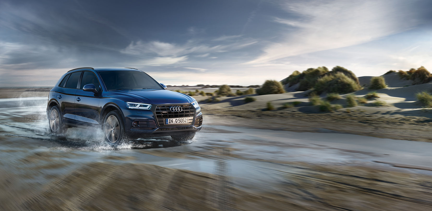 Problema no revistimentos dos pistões do freio traseiro dos modelos Q5 e SQ5 faz com que a Audi convoque 22 unidades produzidas em 2018 para recall.