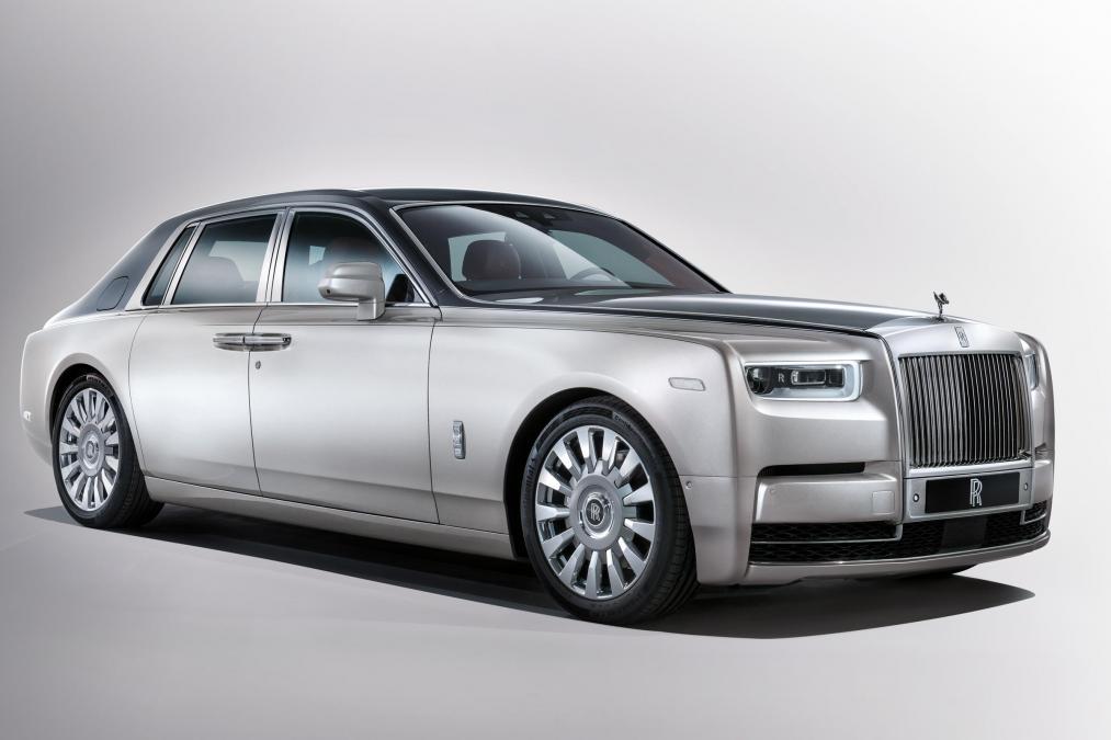 Rolls-Royce - Roberto Nasser