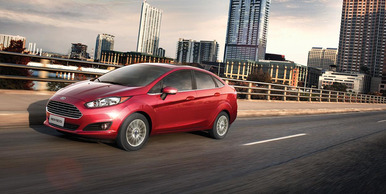 Pronto para sumir do mercado a qualquer momento, a Ford está vendendo o Fiesta em promoção.