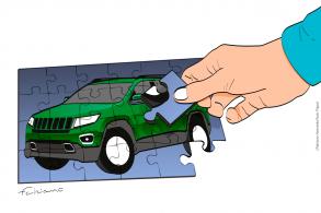 SUV's são os mais mortais em atropelamentos