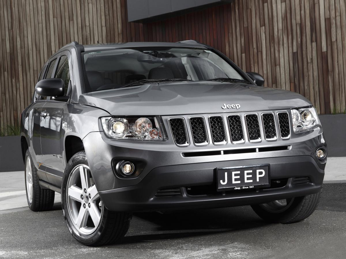 recall airbag pode falhar no jeep compass 2010 e 2012 a. Black Bedroom Furniture Sets. Home Design Ideas