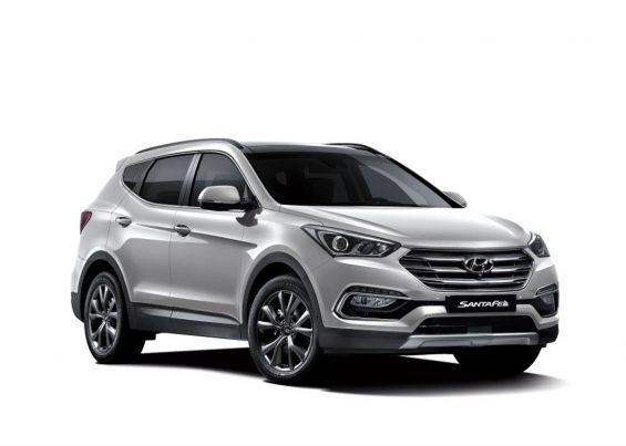 Santa Fe (Hyundai/Reprodução)