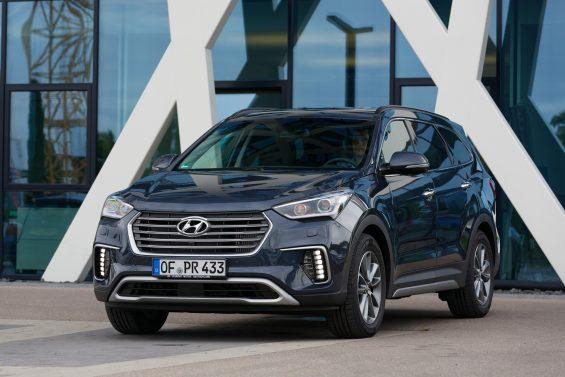 Grand Santa Fe (Hyundai/Reprodução)