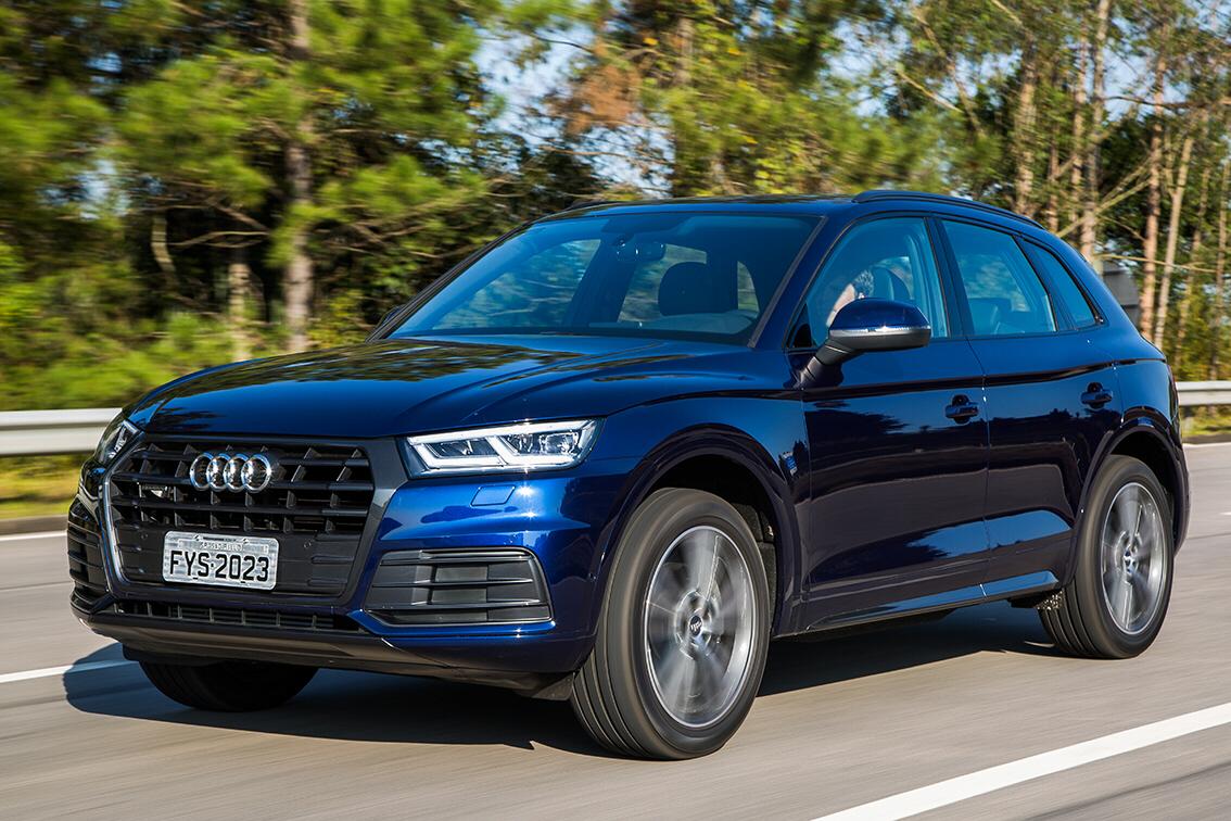 Novo Audi Q5 importado do México
