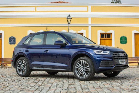 Nova geração do Audi Q5 chega ao Brasil com preços a partir de R$ 244.990. SUV sofreu alterações mecânicas e de design.