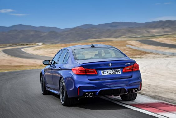 P90272987 highRes the new bmw m5 08 20