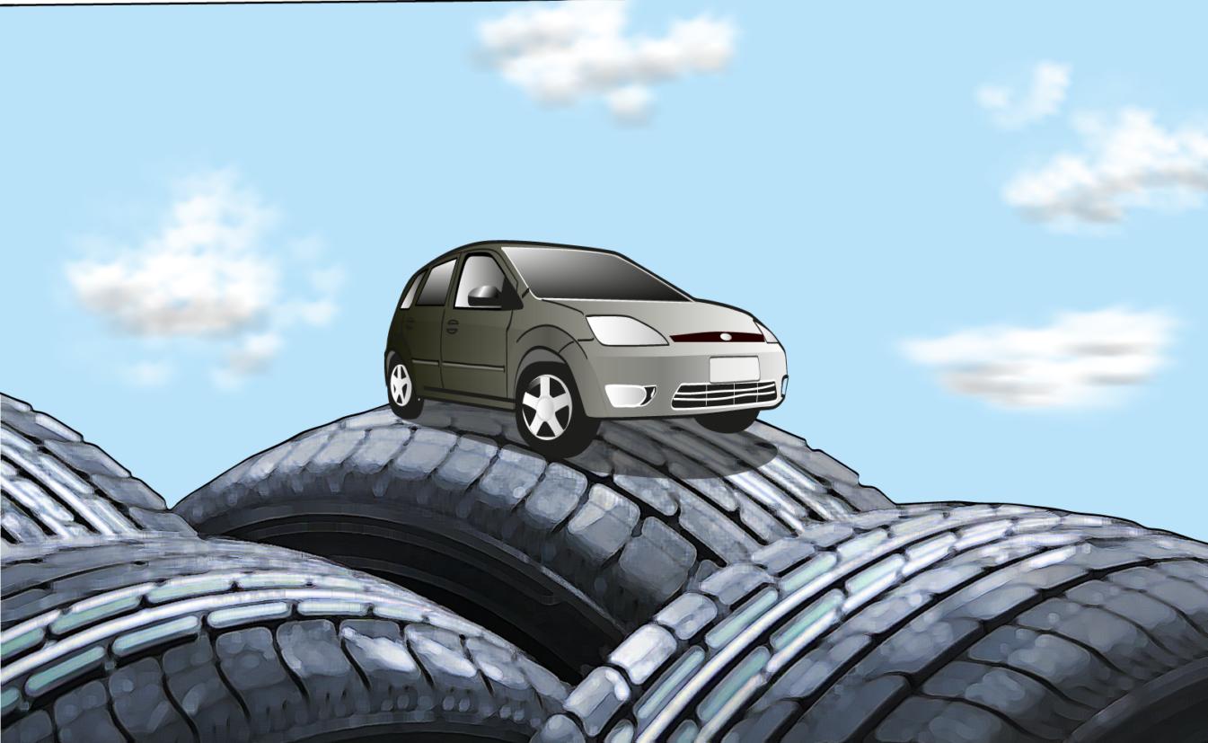 Inmetro pneu: órgão derrapa feio ao certificar