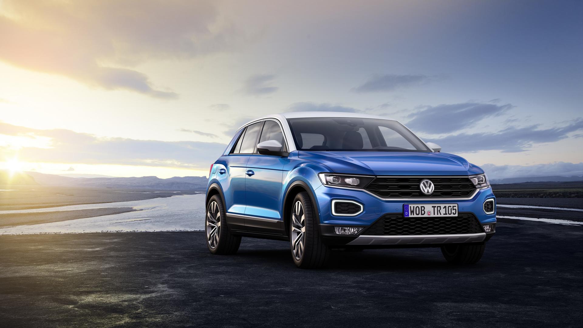 Novo Volkswagen T-Roc é revelado oficialmente