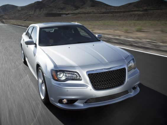 Chrysler 300 2012 (Recall FCA)