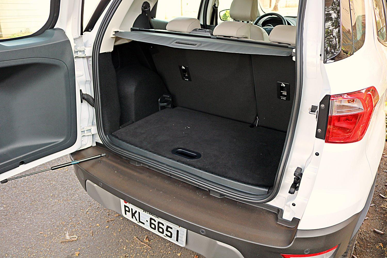 Novo Ford EcoSport 2.0 Titanium