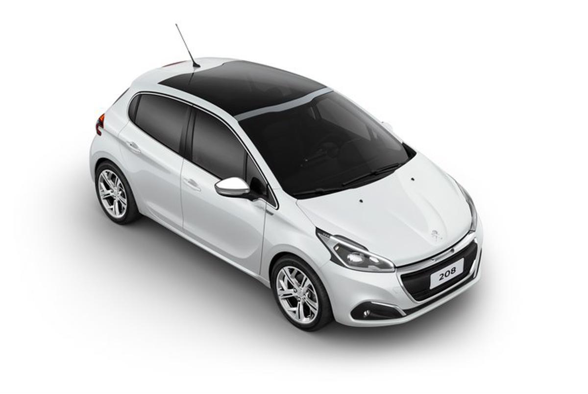 Atual geração do Peugeot 208: nova chega no fim de maio