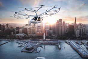 Táxi voador Volocopter inicia a venda das suas primeiras viagens