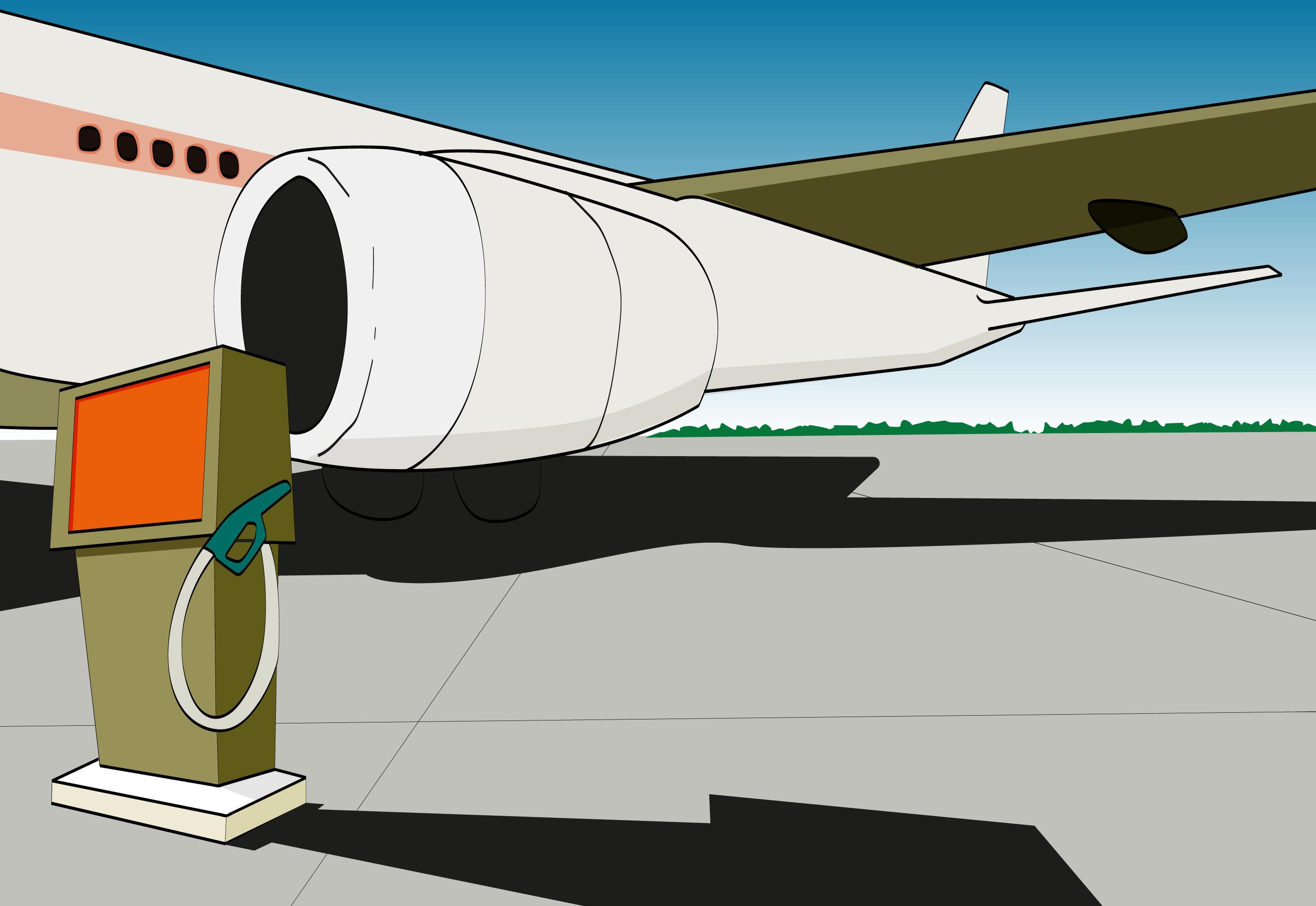 ilustra chumbo gasolina