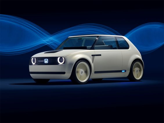 113866 Honda Urban EV Concept unveiled at the Frankfurt Motor Show