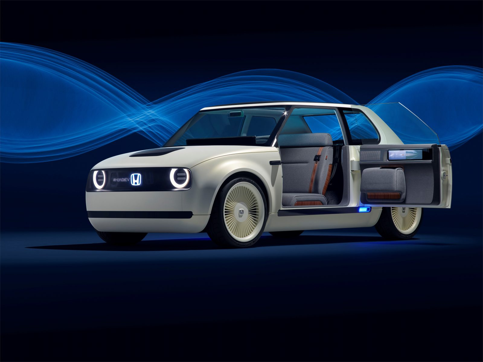 113865 Honda Urban EV Concept unveiled at the Frankfurt Motor Show