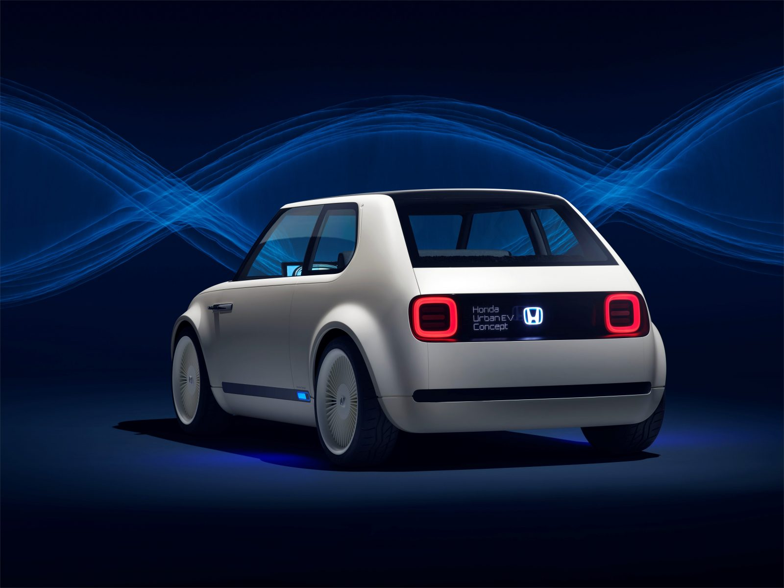 113873 Honda Urban EV Concept unveiled at the Frankfurt Motor Show