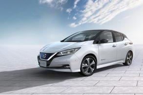 Nissan Leaf chega ao Brasil até março de 2019