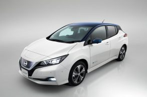 [Ouviu na rádio?] Elétrico Nissan Leaf chega ao Brasil em 2019