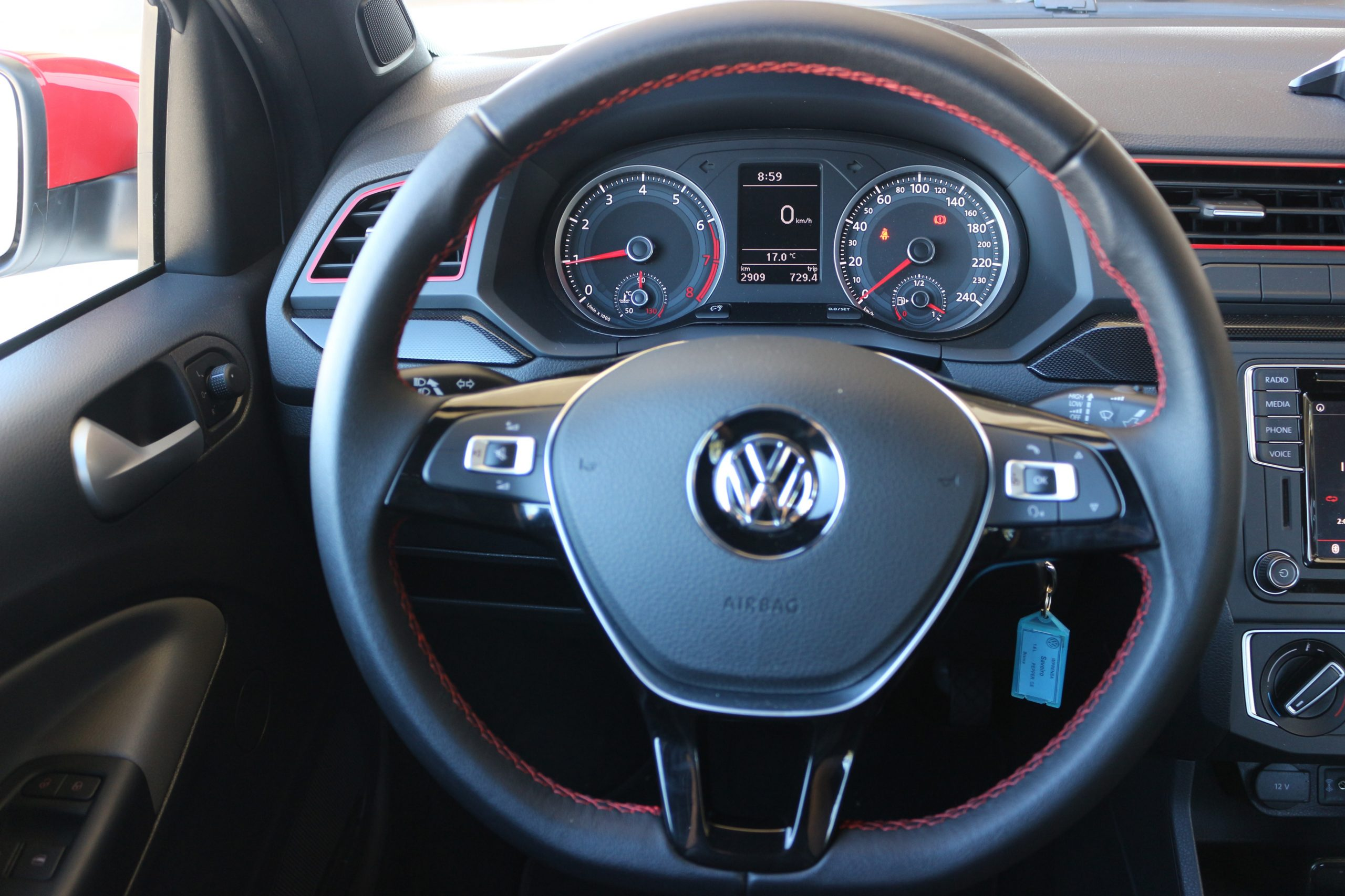 VW Saveiro Pepper