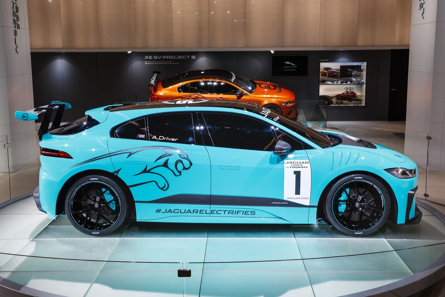 Jaguar I-PACE I-PACE eTROPHY