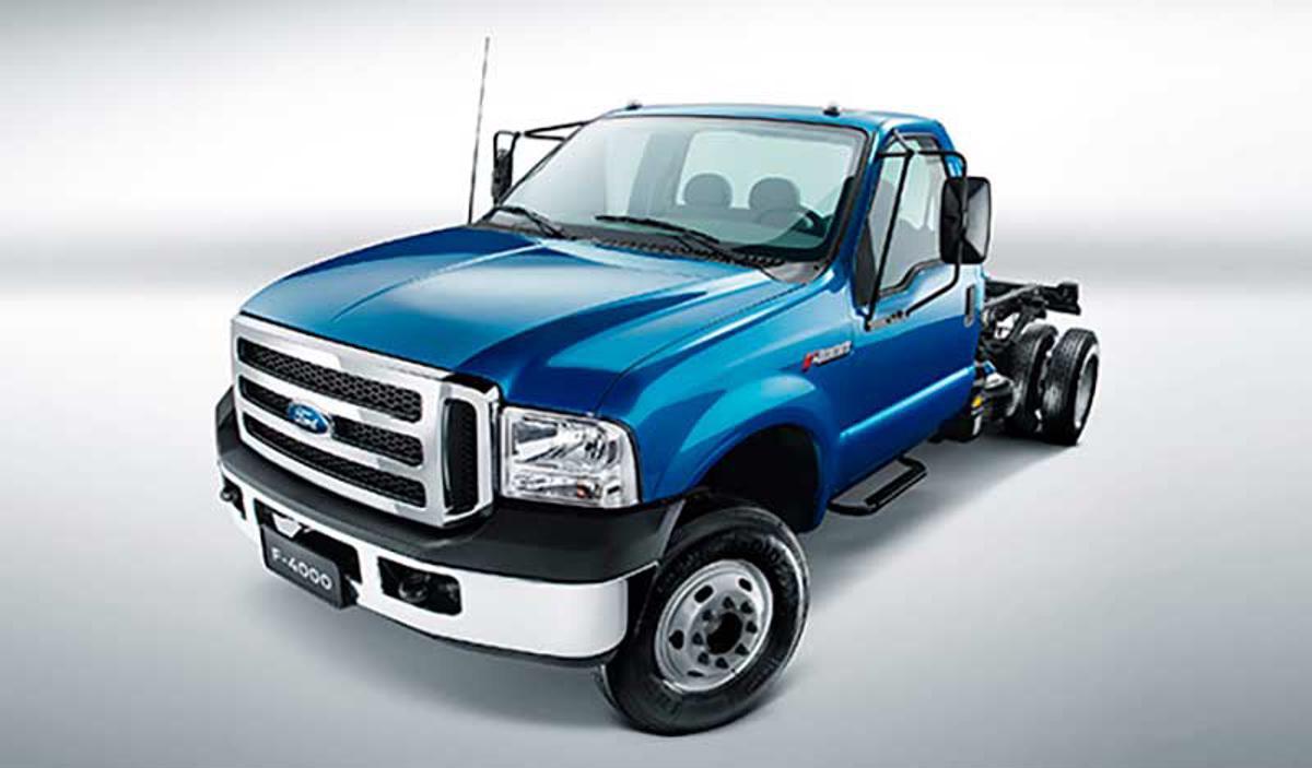 Ford Caminhões recall