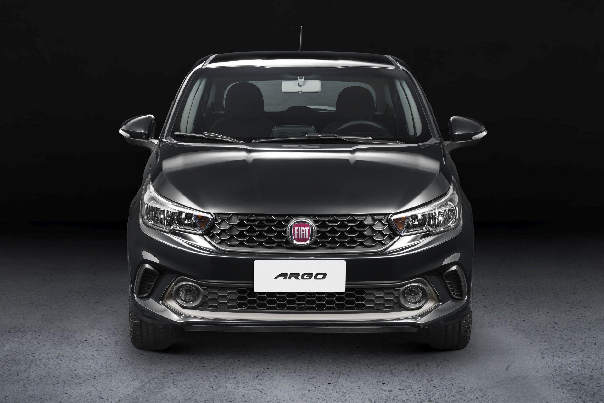 Com a chegada dos modelos Argo e Cronos, FCA está reposicionando sua linha. Uno Way e Sporting deixam o mercado para não competirem com o novo hatch.