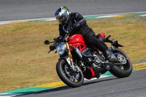 Ducati Monster 1200S: Monstro feliz