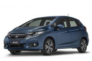 Honda Fit se aprimora para 2018
