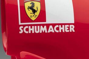 Ferrari de Schumacher é vendida por R$ 24 milhões
