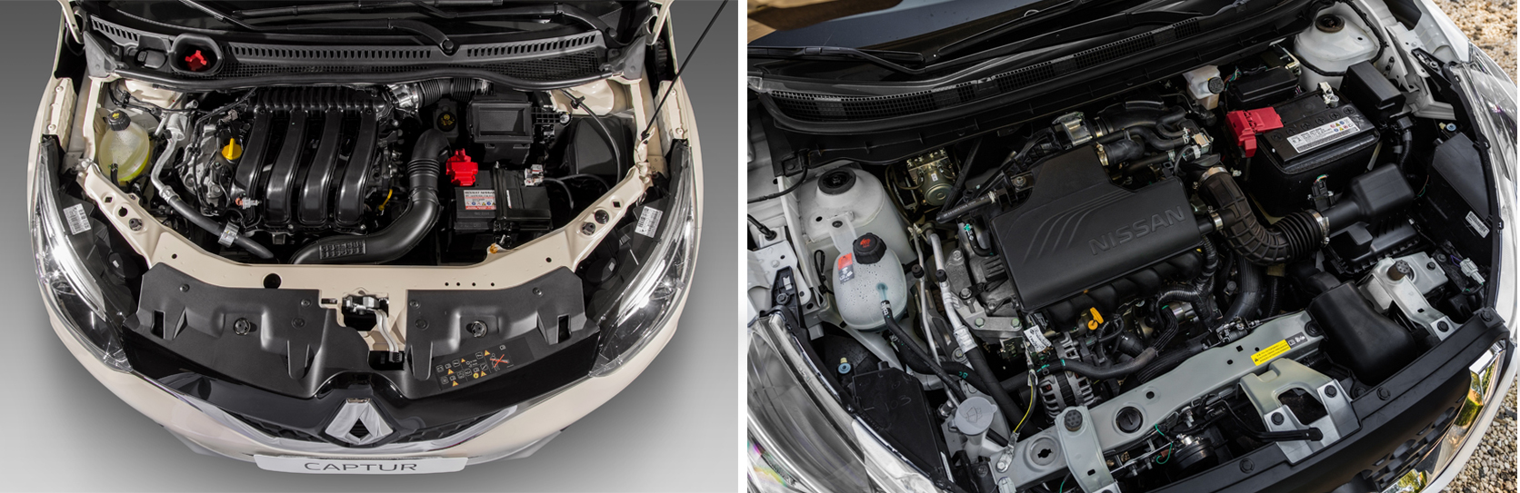 Confira nosso comparativo entre Renault Captur e Nissan Kicks para saber qual SUV vale mais a pena nesta disputa acirrada!