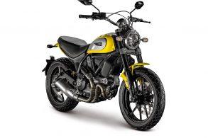 Ducati Scrambler Icon renasce com robustez
