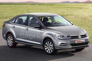 Teremos dois novos sedãs da Volkswagen no Brasil