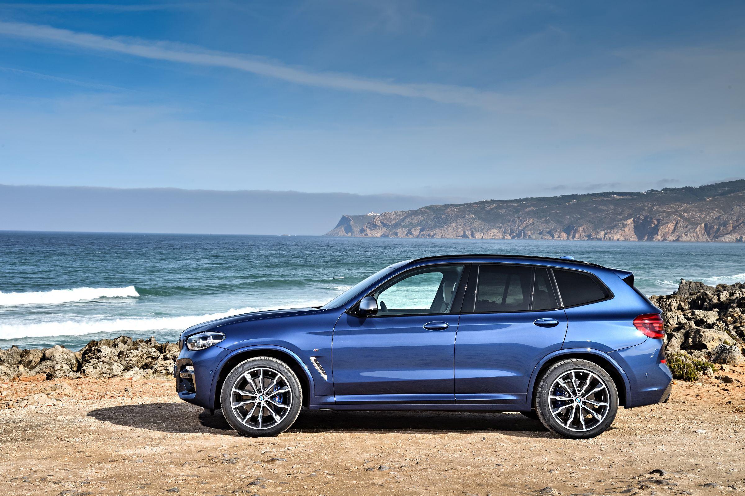 Nova BMW X3 estreia no Brasil com pré-venda de duas versões e valores a partir de 309 mil