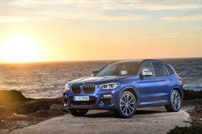 BMW inicia pré-venda da nova geração do X3