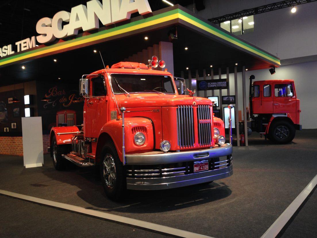 Scania 111S de 1979 (Bárbara Angelo/AutoPapo)