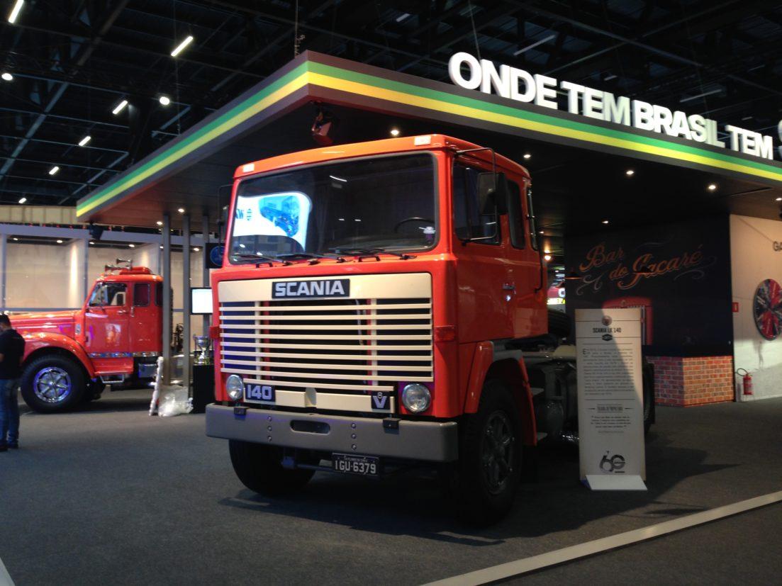 Scania LK140 de 1977 (Bárbara Angelo/AutoPapo)