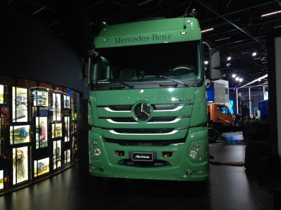 Mercedes-Benz Actros Série Especial (Bárbara Angelo/AutoPapo)