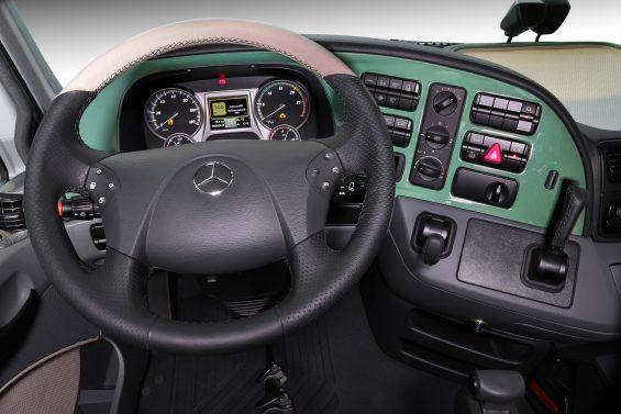 Mercedes-Benz Actros Série Especial (Mercedes-Benz/Divulgação)