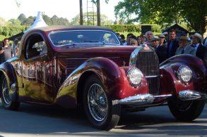 Autoclásica: Bugatti Atalante, o Best of Show