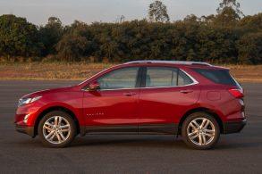 Chevrolet Equinox: poder que inebria