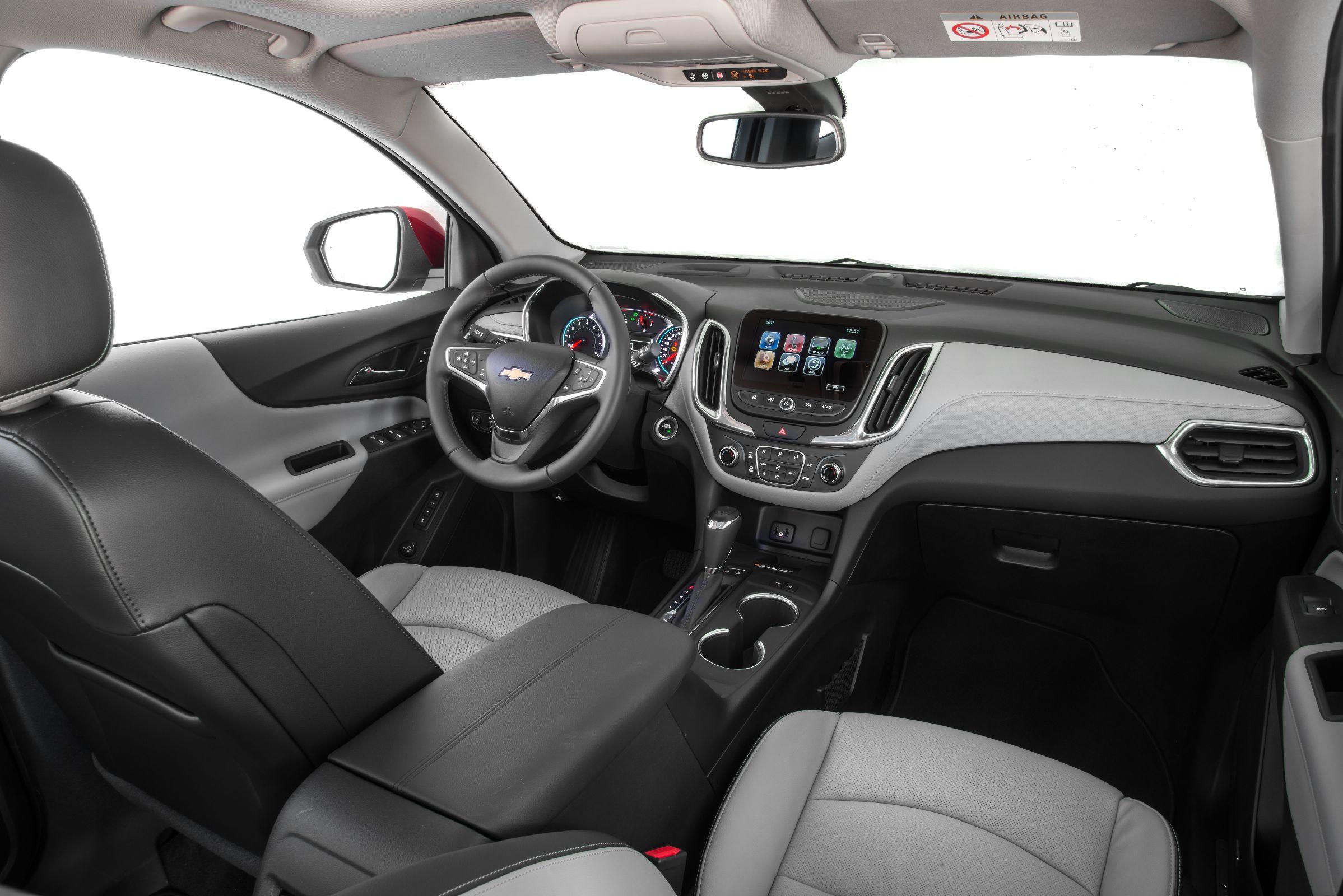 Cabine e painel: Saiba os detalhes do novo SUV Chevrolet Equinox 2018, que chega em versão única e com preço de R$ 150 mil para enfrentar concorrentes.
